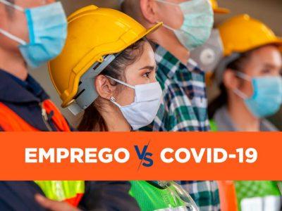 60% dos manauaras temem mais perder o emprego do que contrair Covid-19