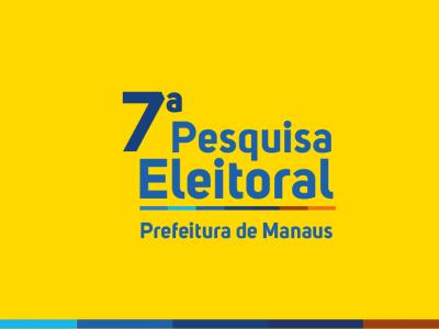 Eleições 2020: Amazonino 27,2%, David Almeida 15,3%, Nicolau 12,5% e Zé Ricardo 11,5%