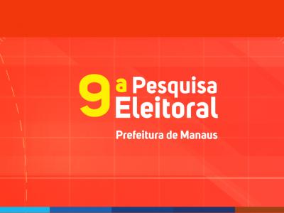 Eleições 2020 – Votos Válidos: Amazonino 30,2%; David Almeida 20,2%; Zé Ricardo 13,8%; Nicolau 13,6%
