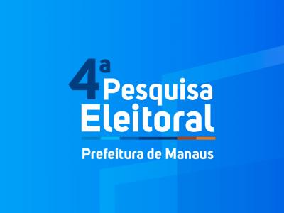 Eleições 2020: Amazonino 30,8%, David Almeida 17,6% e José Ricardo 9,4%
